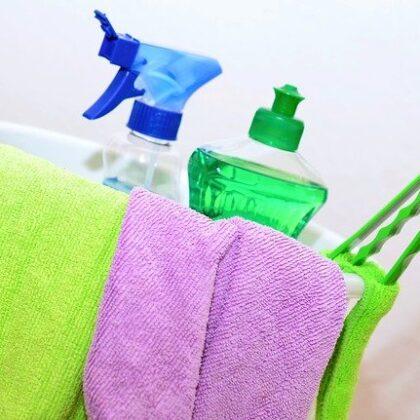 Limpieza y planchado